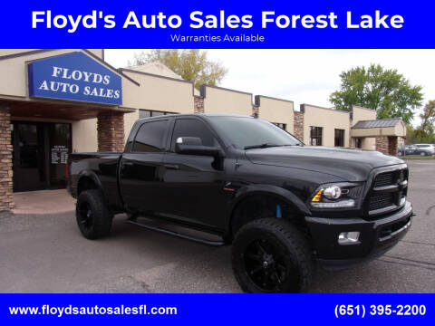 2017 RAM Ram Pickup 2500 for sale at Floyd's Auto Sales Forest Lake in Forest Lake MN