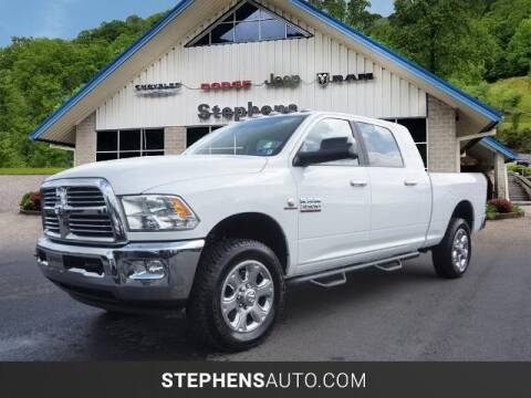2017 RAM Ram Pickup 3500 for sale at Stephens Auto Center of Beckley in Beckley WV