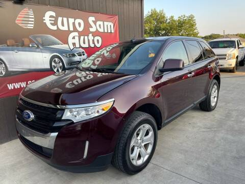 2011 Ford Edge for sale at Euro Auto in Overland Park KS