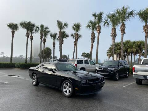 2013 Dodge Challenger for sale at Gulf Financial Solutions Inc DBA GFS Autos in Panama City Beach FL