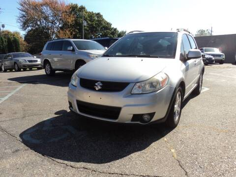 2011 Suzuki SX4 Crossover for sale at Indy Star Motors in Indianapolis IN