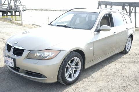 2008 BMW 3 Series for sale at Sports Plus Motor Group LLC in Sunnyvale CA