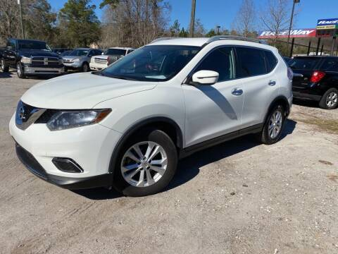 2016 Nissan Rogue for sale at Right Price Auto Sales in Waldo FL