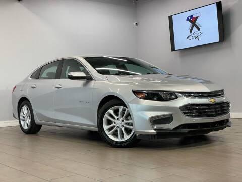 2018 Chevrolet Malibu for sale at TX Auto Group in Houston TX
