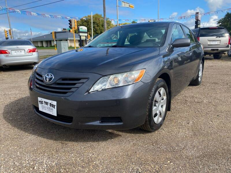 2009 Toyota Camry for sale at Toy Box Auto Sales LLC in La Crosse WI