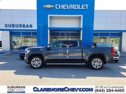 2020 GMC Sierra 1500 for sale at Suburban Chevrolet in Claremore OK