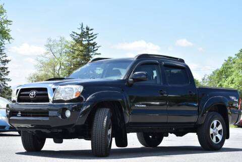 2007 Toyota Tacoma for sale at Broadway Garage of Columbia County Inc. in Hudson NY