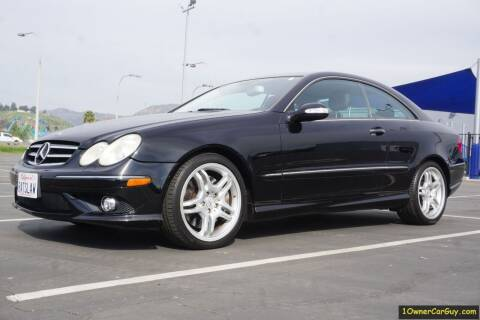 2008 Mercedes-Benz CLK for sale at 1 Owner Car Guy in Stevensville MT