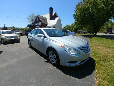2011 Hyundai Sonata for sale at Regional Auto Sales in Madison Heights VA