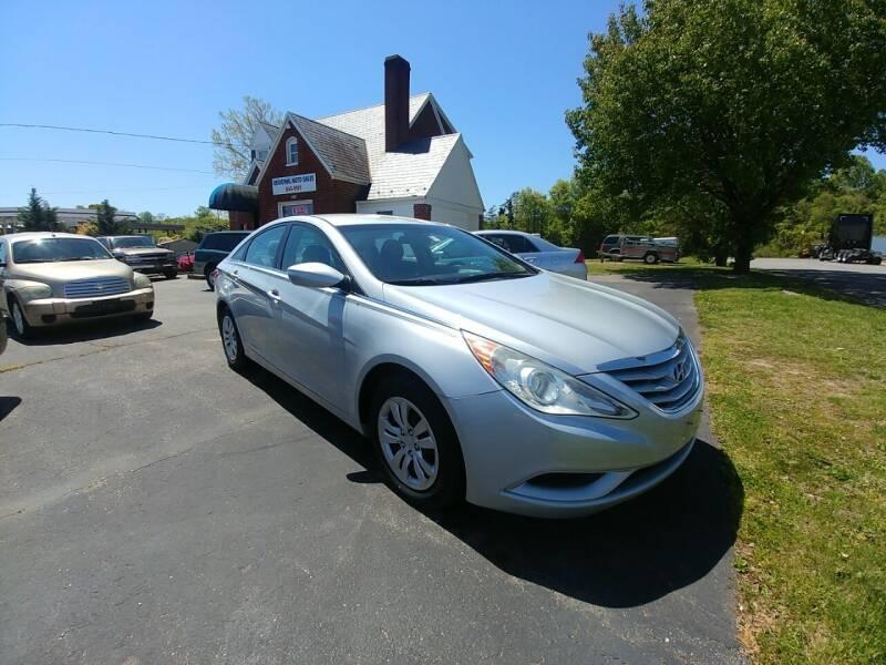 2011 Hyundai Sonata for sale at Regional Auto Sales in Madison Heights VA