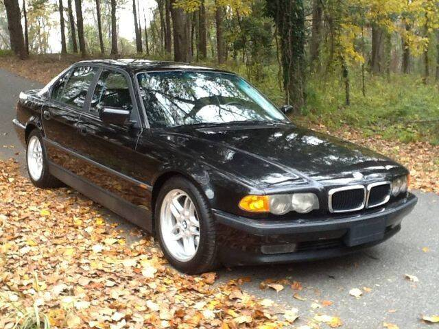 Used 1999 Bmw 7 Series For Sale In Waterbury Ct Carsforsale Com