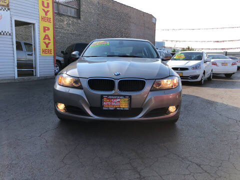 2011 BMW 3 Series for sale at RON'S AUTO SALES INC in Cicero IL