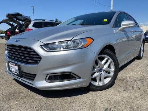 2015 Ford Fusion for sale at Auto Mercado in Clovis CA