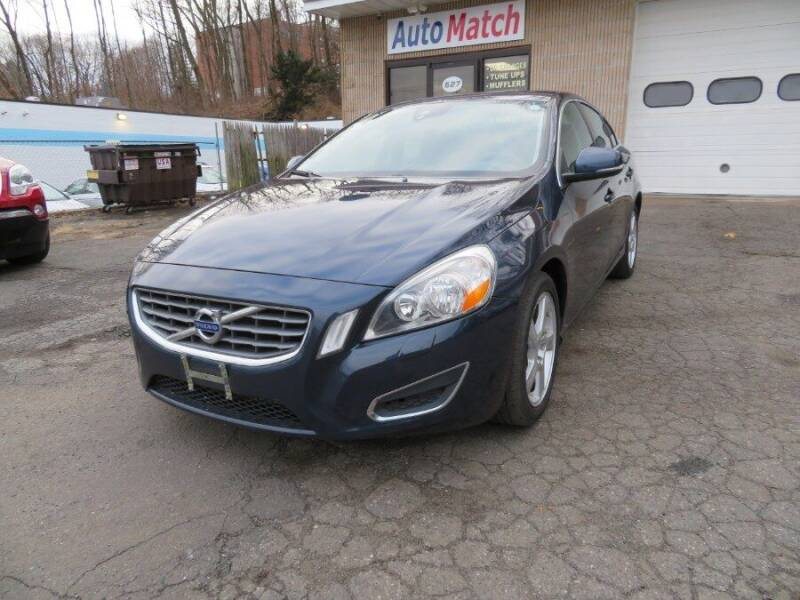 2012 Volvo S60 for sale at Auto Match in Waterbury CT