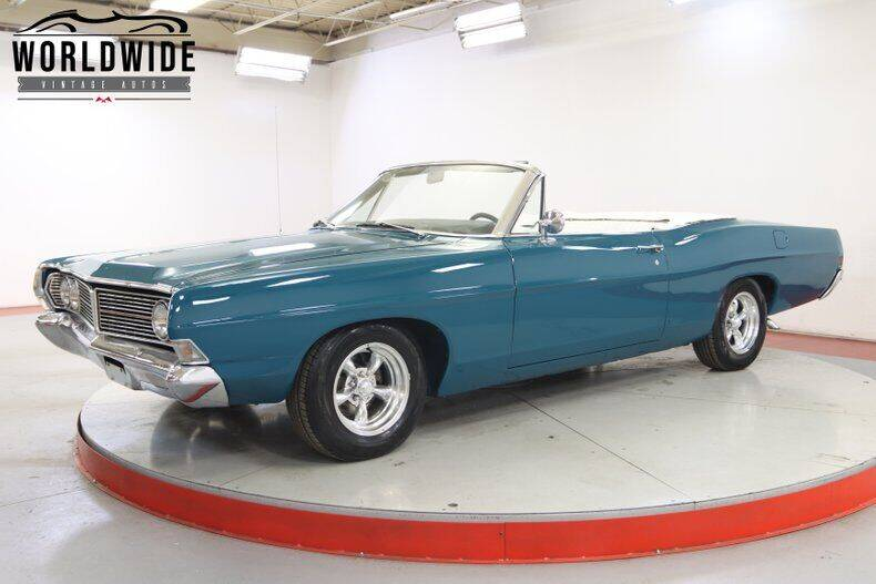1968 Ford Galaxie for sale in Denver, CO