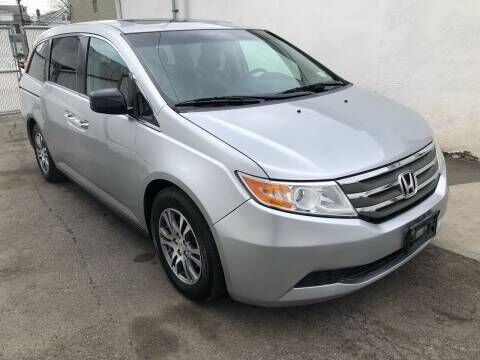 2011 Honda Odyssey for sale at Pinnacle Automotive Group in Roselle NJ