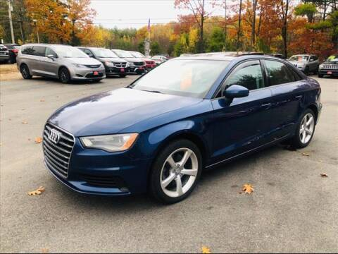 2016 Audi A3 for sale at North Berwick Auto Center in Berwick ME
