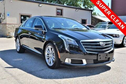2018 Cadillac XTS for sale at LAKESIDE MOTORS, INC. in Sachse TX