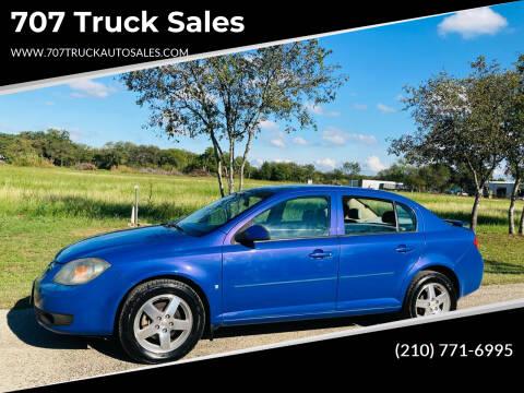 2008 Chevrolet Cobalt for sale at 707 Truck Sales in San Antonio TX