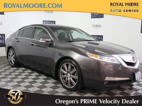 2010 Acura TL for sale at Royal Moore Custom Finance in Hillsboro OR