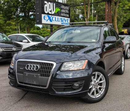 2012 Audi Q5 for sale at EXCLUSIVE MOTORS in Virginia Beach VA