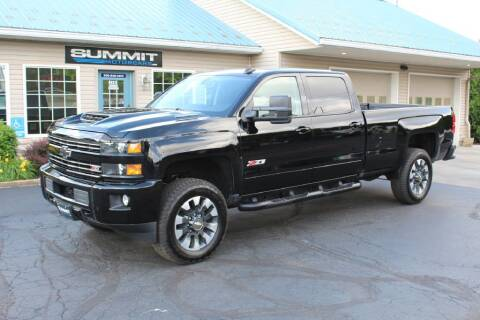 2017 Chevrolet Silverado 2500HD for sale at Summit Motorcars in Wooster OH