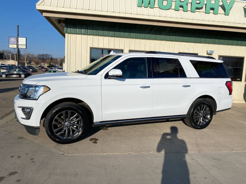 2020 Ford Expedition MAX for sale at Murphy Motors Next To New Minot in Minot ND