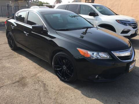 2014 Acura ILX for sale at JR'S AUTO SALES in Pacoima CA
