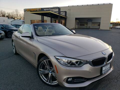 2017 BMW 4 Series for sale at Perfect Auto in Manassas VA