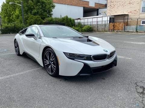 2017 BMW i8 for sale at JG Auto Sales in North Bergen NJ