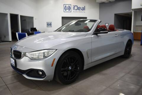 2015 BMW 4 Series for sale at iDeal Auto Imports in Eden Prairie MN