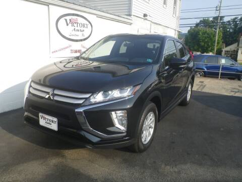 2019 Mitsubishi Eclipse Cross for sale at VICTORY AUTO in Lewistown PA