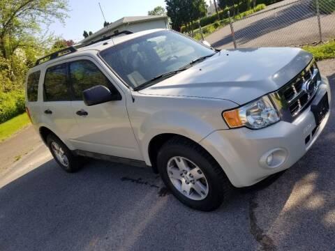 2009 Ford Escape for sale at GMG AUTO SALES in Scranton PA
