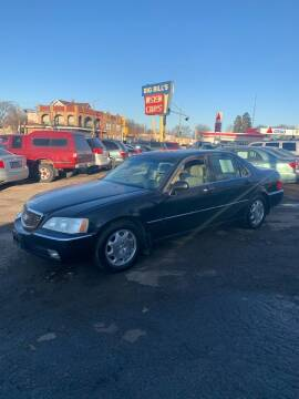 2000 Acura RL for sale at Big Bills in Milwaukee WI