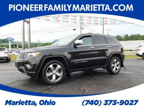 2014 Jeep Grand Cherokee for sale at Pioneer Family preowned autos in Williamstown WV