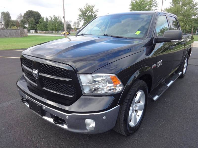 2015 RAM Ram Pickup 1500 for sale at Just Drive Auto in Springdale AR
