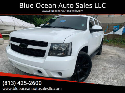 2008 Chevrolet Suburban for sale at Blue Ocean Auto Sales LLC in Tampa FL