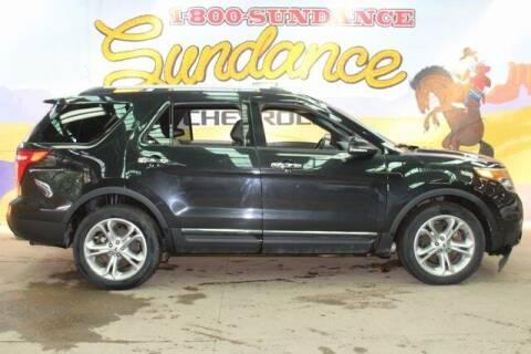 2014 Ford Explorer for sale at Sundance Chevrolet in Grand Ledge MI