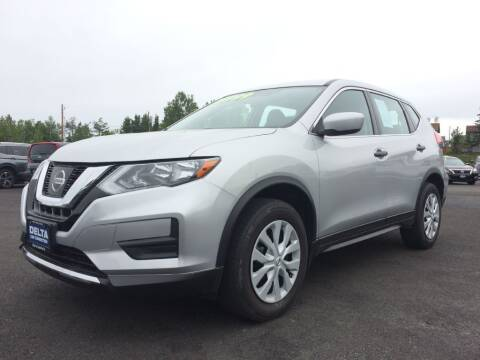 2017 Nissan Rogue for sale at Delta Car Connection LLC in Anchorage AK