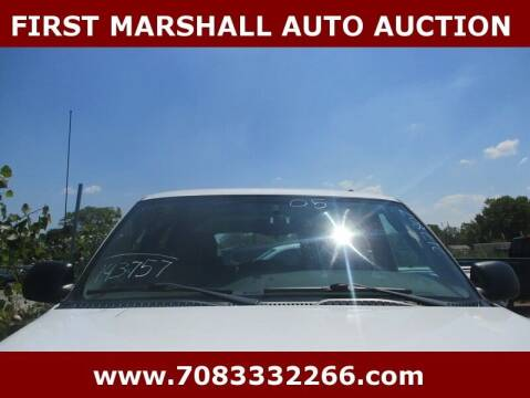 2005 Chevrolet Suburban for sale at First Marshall Auto Auction in Harvey IL