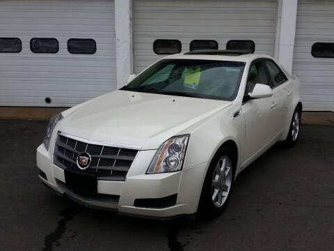 2009 Cadillac CTS for sale at Action Automotive Inc in Berlin CT