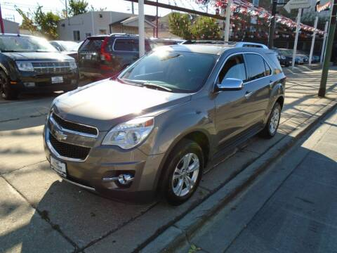 2011 Chevrolet Equinox for sale at CAR CENTER INC in Chicago IL