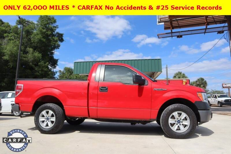 2014 Ford F-150 for sale in Ocala, FL