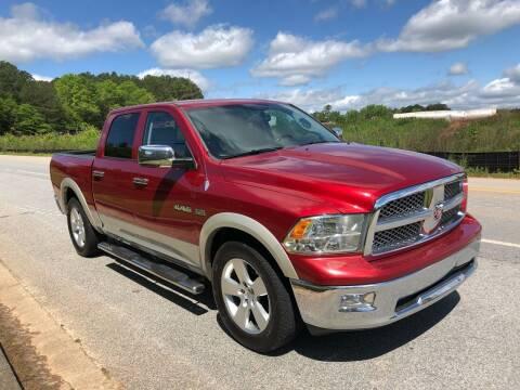 2009 Dodge Ram Pickup 1500 for sale at Judex Motors in Loganville GA