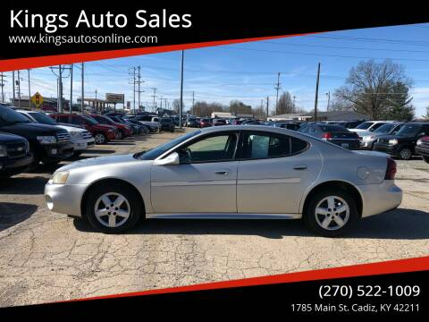 2007 Pontiac Grand Prix for sale at Kings Auto Sales in Cadiz KY