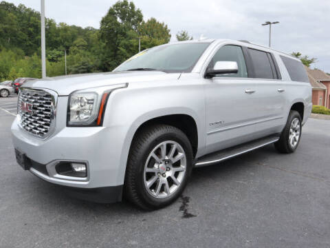 2020 GMC Yukon XL for sale at RUSTY WALLACE KIA OF KNOXVILLE in Knoxville TN