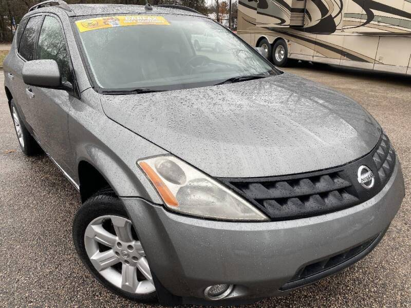2007 Nissan Murano for sale at The Auto Depot in Raleigh NC