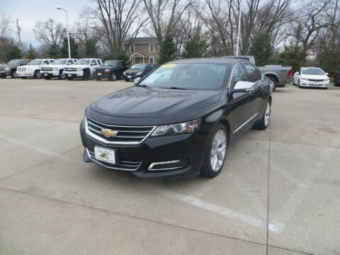 2014 Chevrolet Impala for sale at Aztec Motors in Des Moines IA