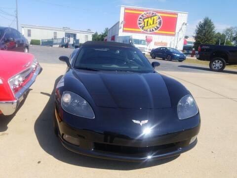 2006 Chevrolet Corvette for sale at AUTOPLEX 528 LLC in Huntsville AL