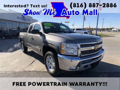 2013 Chevrolet Silverado 1500 for sale at Show Me Auto Mall in Harrisonville MO
